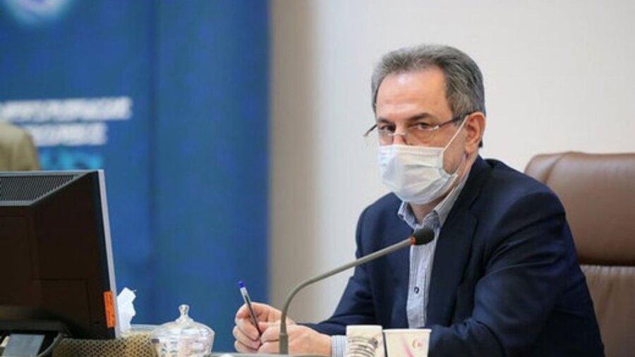 محسنی بندپی - استاندار تهران