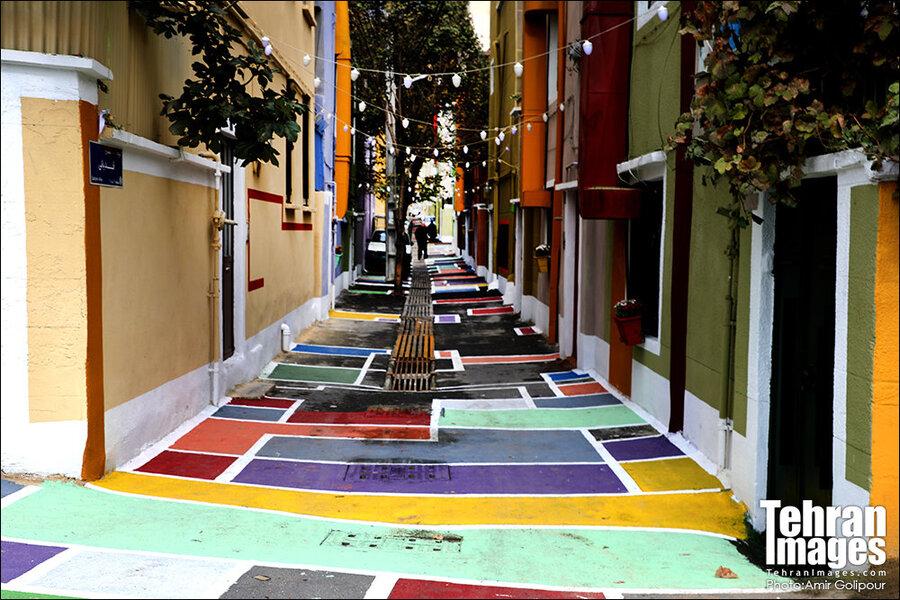 رنگ در شهر