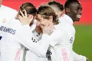 رئال مادرید ۳ - آتالانتا یک | صعود مقتدرانه کهکشانیها