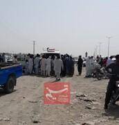 تصاویر | عملیات تروریستی علیه شهروندان در سراوان