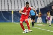 مدافع پرسپولیس لیگ قهرمانان را از دست داد