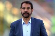 ویدیو | واکنش طنز فیروز کریمی نسبت به داور ایرانی