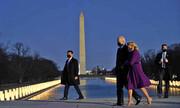 عکس | پوشش جنجالی همسر جو بایدن!