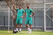 تصاویر | تمرین تیم ملی فوتبال ایران با حضور اسکوچیچ
