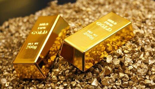 طلا - شمش