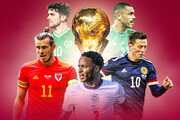 نتایج مقدماتی جام جهانی۲۰۲۲   بردهای آسان آلمان، انگلیس و ایتالیا و توقف اسپانیا