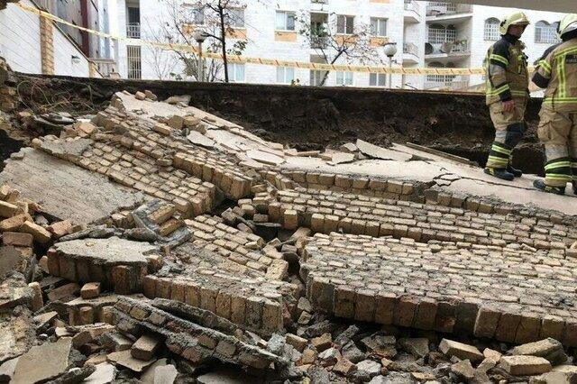 مرگ دختر ۷ ساله بر اثر طوفان شدید در مشهد