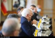 ظریف: حضور لاریجانی در قرارداد چین به پیشنهاد من بود | گاندو از اول تا آخر دروغ است |نگاه به شرق وقتی چین نگاهش به غرب است معنا ندارد