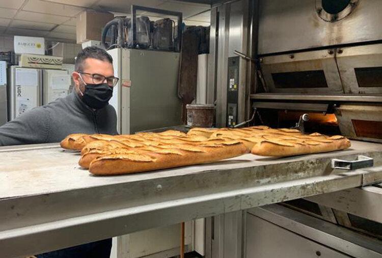نان باگت فرانسه