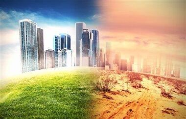 تغییر اقلیم در شهرها