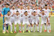 سقوط تیم ملی در رده بندی جدید فیفا