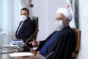 روحانی: جنگ اقتصادی علیه ملت ایران از سوی دولت جدید آمریکا ادامه دارد | درخواست از مردم برای روز طبیعت و ماه رمضان