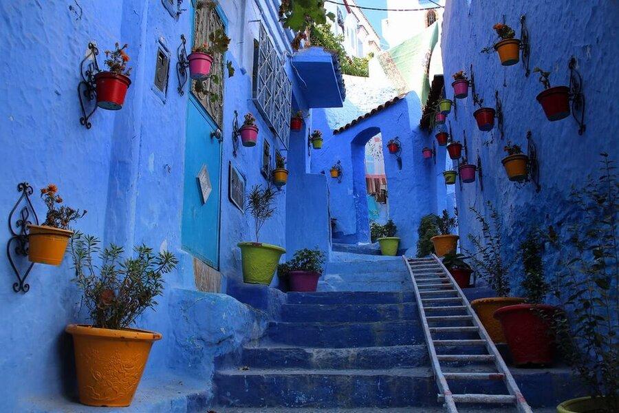 تصاویر | زیباترین خیابانها و کوچههای دنیا | الگوهای موفق جهانی در نشاط  شهرها