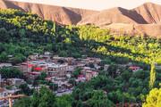 تصاویر | روستای بوژان؛ ماسوله نیشابور