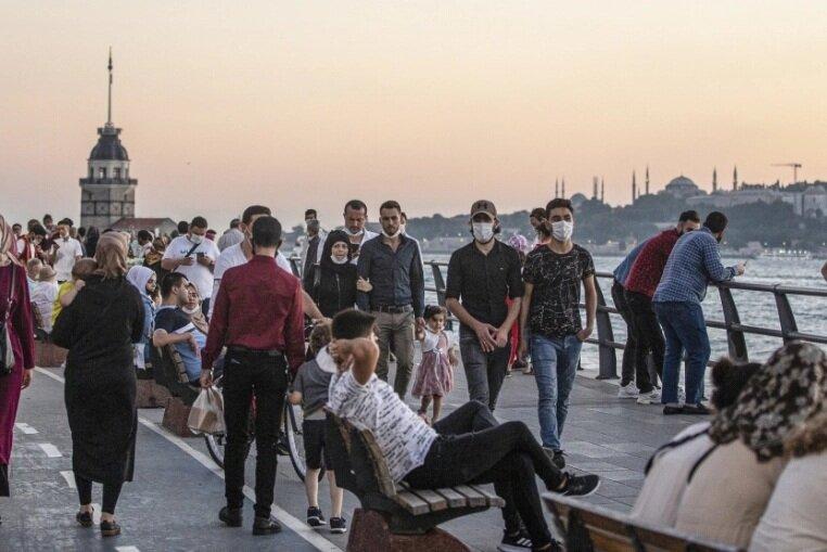 وضعیت وخیم کرونا در ترکیه | قرنطینه جدید در آستانه ماه رمضان اعمال میشود -  همشهری آنلاین
