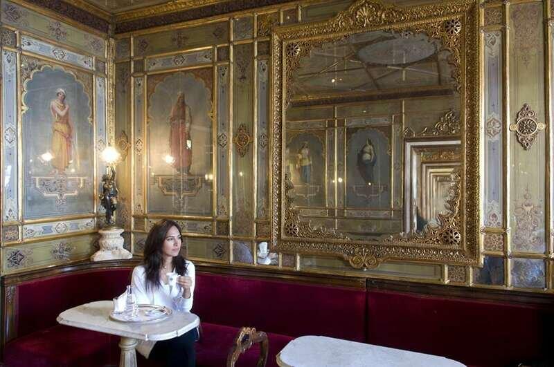 تصاویری از قدیمیترین کافه جهان ا فلوریان همچنان پرستیژ خود را حفظ کرده است