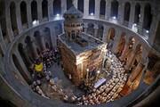 عکس روز| مقبره مسیح