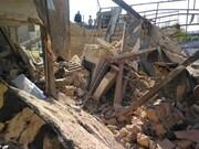 انفجار یک ساختمان در محله جوانمرد قصاب   ۶ نفر مصدوم شدند