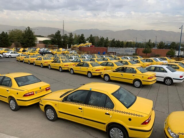 بیمه رانندگان تاکسی به کجا رسید؟ | افزایش کرایهها از اول اردیبهشت