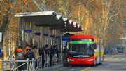 مسافرگیری در ۳ ایستگاه اتوبوس به حالت عادی بازگشت
