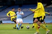 لیگ قهرمانان اروپا | پیروزی شاگردان گواردیولا در دقیقه ۹۰