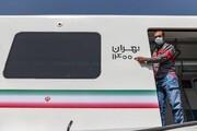 فیلم | قطار ملی مترو در مسیر تولید