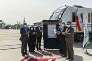 رونمایی از نخستین قطار ملی مترو با دستور رئیس جمهوری | شهردار تهران: در ده سال آینده ۵ هزار واگن مترو نیاز داریم