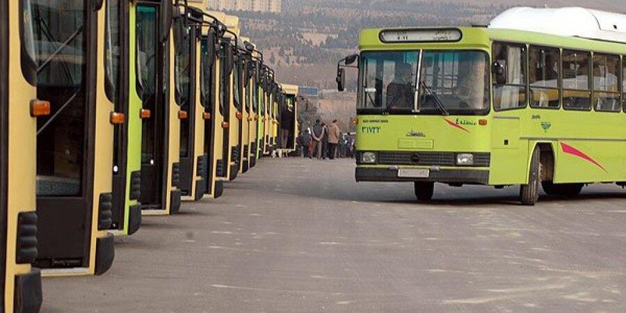 ۳۰ درصد اتوبوسهای بخش خصوصی فعال نیست   مصوبه شورا اجرایی نشود، شرایط سخت تر خواهد شد