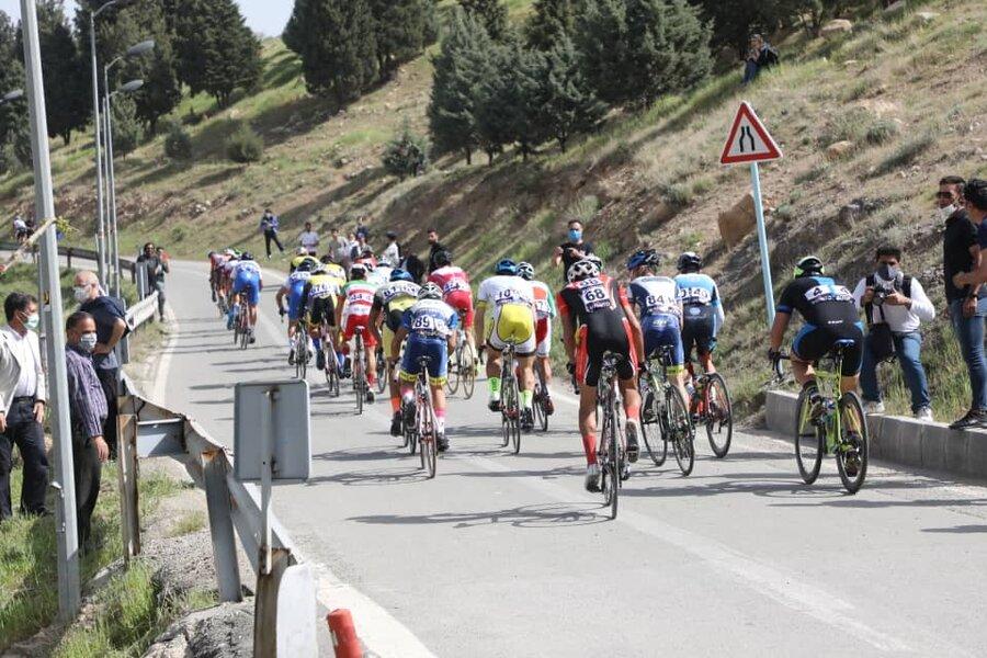 دوچرخه سواری در سرخه حصار