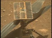 هشت پرواز موفق بالگرد «نبوغ» در مریخ