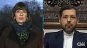 ویدئو | گفت وگوی سخنگوی وزارت امورخارجه با CNN | ایران در چه صورتی دوباره با آمریکا سر میز مذاکره خواهد نشست؟
