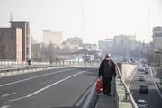 اعلام علت آلودگی هوای تهران در فروردین