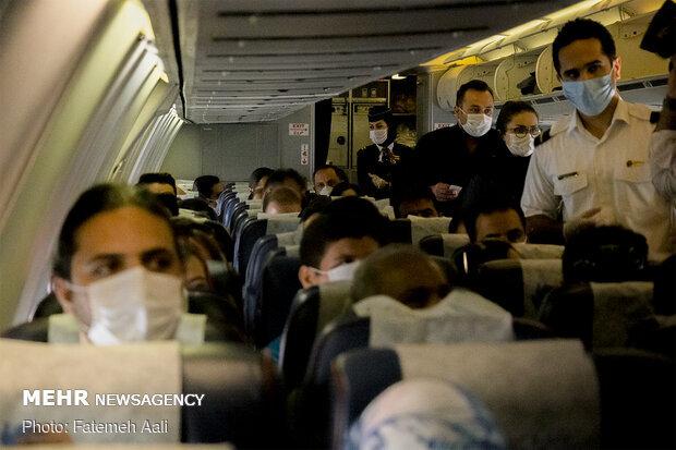 ماجرای هواپیمای آبادان - مشهد