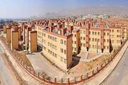 ساخت ۱۳۰۰ واحد مسکن ملی در قزوین