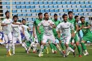 ماشین یک - آلومینیوم یک | دوئل علی منصور و خطیبی برنده نداشت
