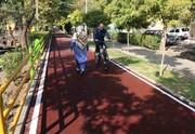 ایجاد ۲۷ کیلومتر مسیر دوچرخهسواری در منطقه۸
