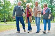 رابطه شگفتانگیز بهبودی حافظه با پیادهروی سالمندان