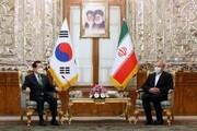 نخستوزیر کره جنوبی با قالیباف دیدار کرد