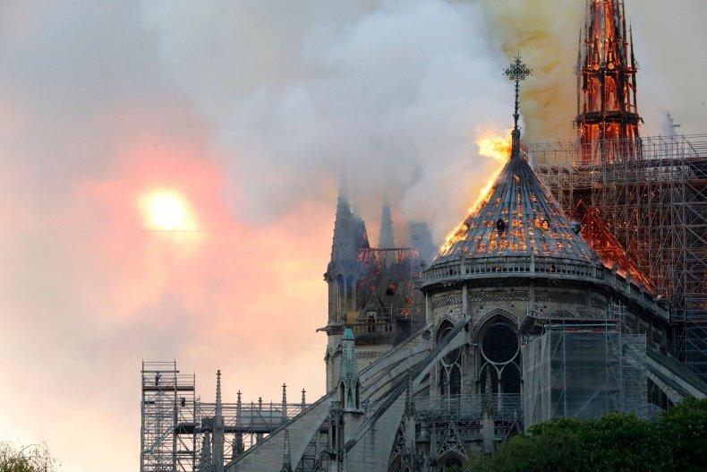 فاجعه آتشسوزی کلیسای تاریخی نوتردام ؛ 2 سال بعد