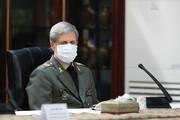 اظهارات مهم امیر حاتمی درباره اختیارات بودجهای وزارت دفاع