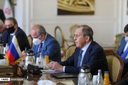 لاوروف: همه تحریمها علیه ایران باید بیقید و شرط برداشته شود