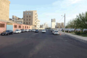خیابان «شهامت» با ترافیک خداحافظی کرد