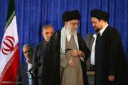 جزئیات دیدار سیدحسن خمینی با رهبر معظم انقلاب