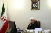 روحانی: امنیت عراق را امنیت خود میدانیم