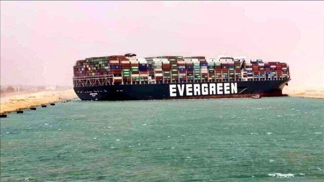 کشتی کانتینر اورگرین