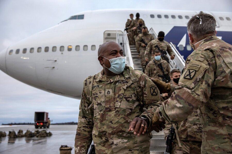سربازان آمريكايي در افغانستان