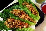 دلمه کاهو سالادی و سویا | غذایی خوشمزه برای تامین آب بدن در ماه رمضان