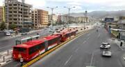 امضای قرارداد خرید ۲۰۰ دستگاه اتوبوس برای تهران | حذف متصدیان ایستگاههای خلوت
