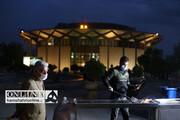 تصاویر | تهران در شب اول رمضان