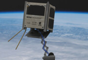 اولین ماهواره چوبی جهان امسال در مدار قرار میگیرد